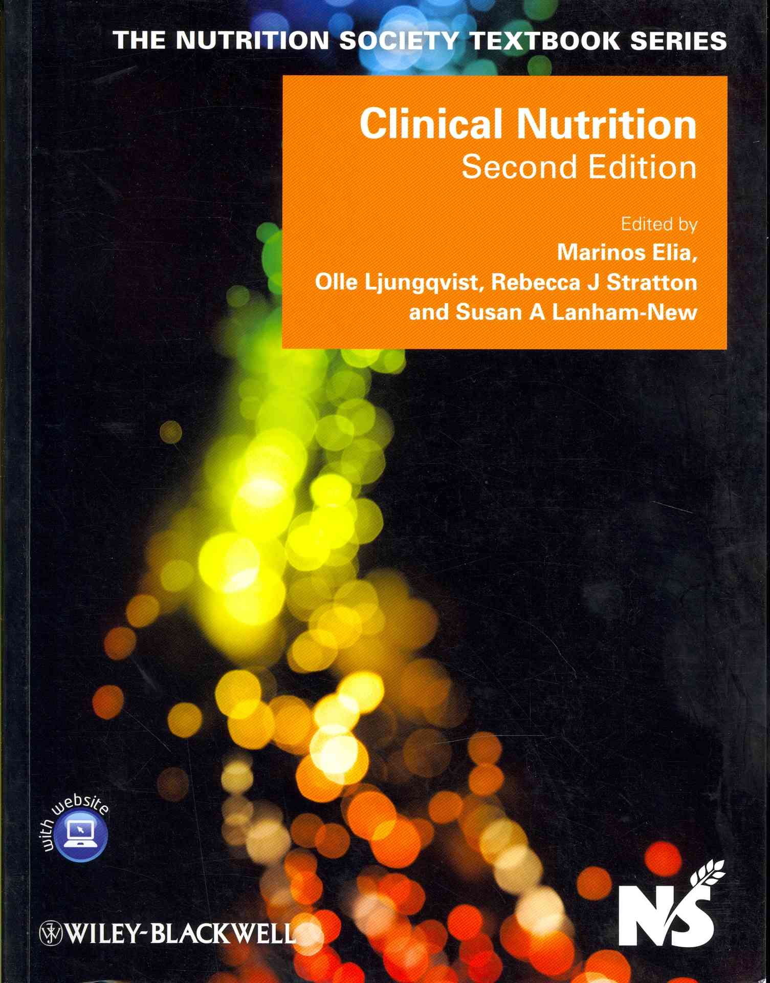 Clinical Nutrition By Elia, Marinos/ Ljungqvist, Olle/ Stratton, Rebecca/ Lanham-New, Susan A.